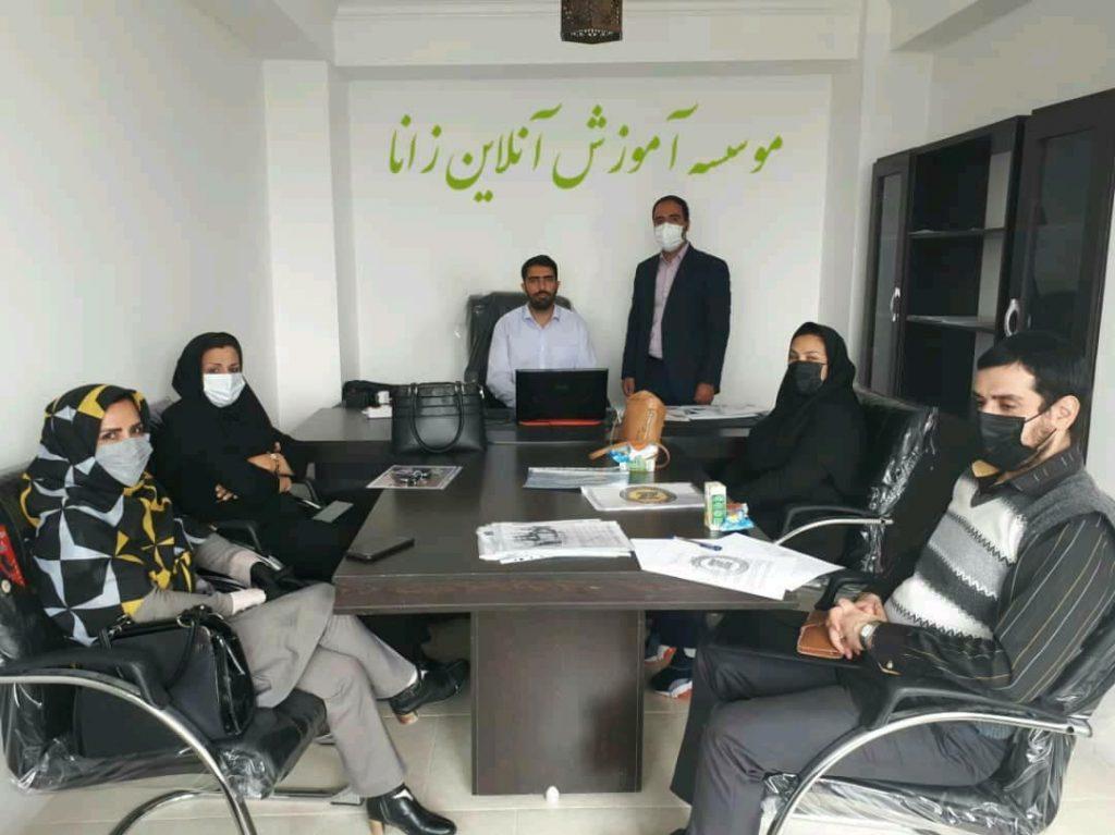 فعالیت مستمر شعبه ی کرمان حتی در ایام تعطیل نوروز با ریاست سرکار خانم امانی